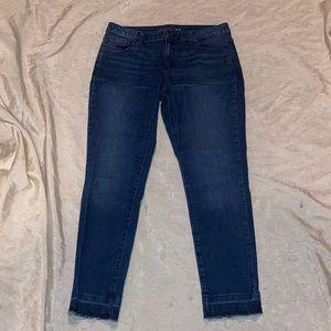 Michael Kors IZZY SKINNY Jeans Size 8